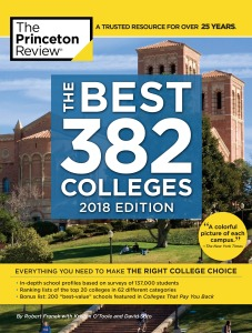 382 best colleges